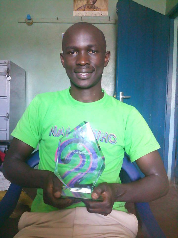 eric award